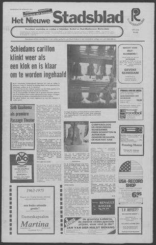Het Nieuwe Stadsblad 1975-02-26