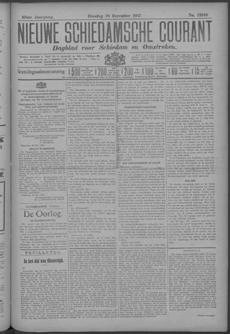 Nieuwe Schiedamsche Courant 1917-12-18