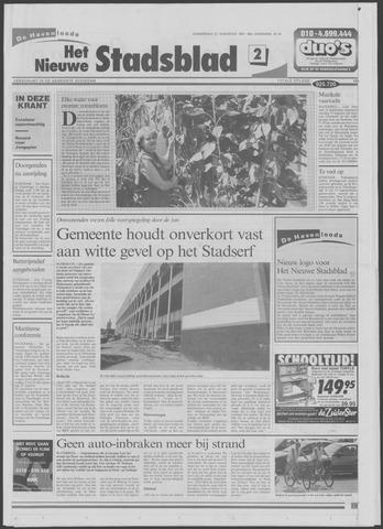 Het Nieuwe Stadsblad 1997-08-21