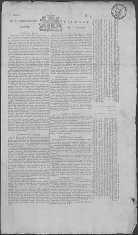 Rotterdamse Courant 1826-01-21