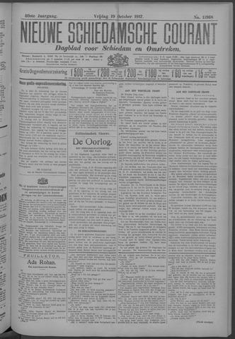 Nieuwe Schiedamsche Courant 1917-10-19