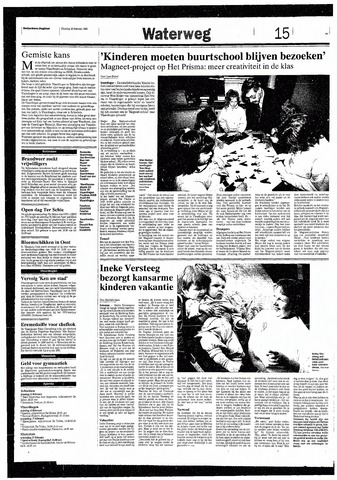 Rotterdamsch Nieuwsblad / Schiedamsche Courant / Rotterdams Dagblad / Waterweg / Algemeen Dagblad 1993-02-16