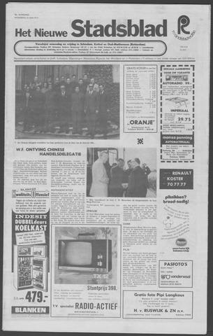 Het Nieuwe Stadsblad 1972-06-21