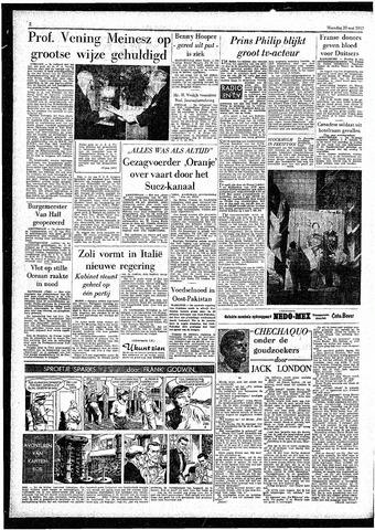 Rotterdamsch Parool / De Schiedammer 1957-05-20