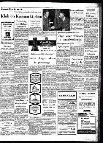 Rotterdamsch Parool / De Schiedammer 1964-05-16