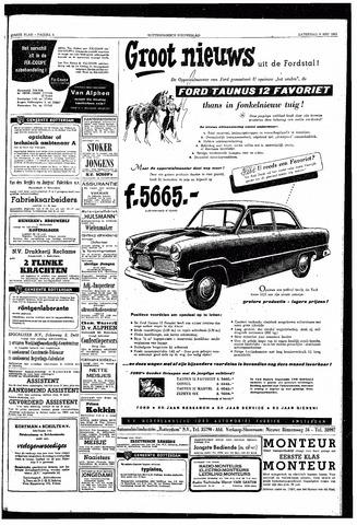Rotterdamsch Nieuwsblad / Schiedamsche Courant / Rotterdams Dagblad / Waterweg / Algemeen Dagblad 1953-05-09