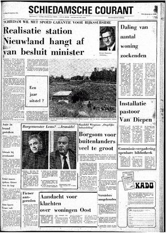 Rotterdamsch Nieuwsblad / Schiedamsche Courant / Rotterdams Dagblad / Waterweg / Algemeen Dagblad 1974-08-16
