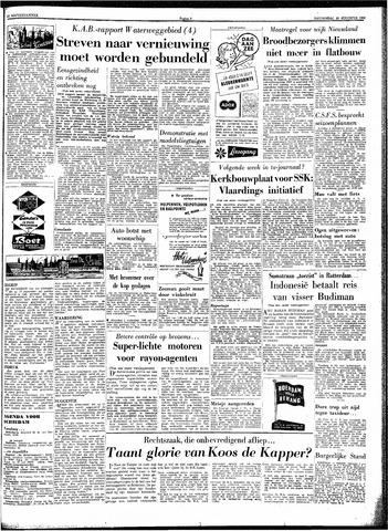 Trouw / De Rotterdammer 1962-08-30