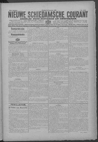 Nieuwe Schiedamsche Courant 1925-12-29