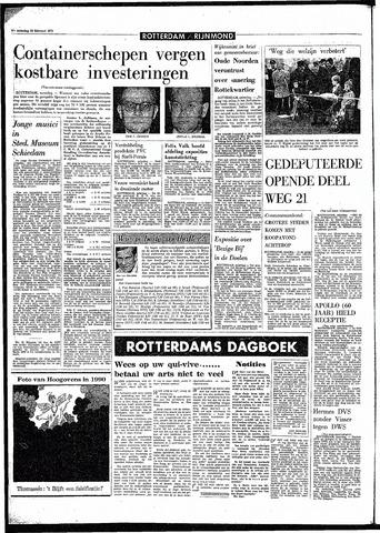 Rotterdamsch Parool / De Schiedammer 1970-02-28