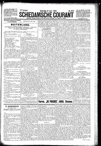Schiedamsche Courant 1929-06-08