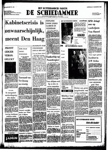 Rotterdamsch Parool / De Schiedammer 1966-08-27