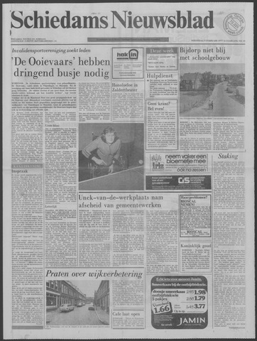 Schiedams Nieuwsblad 1977-02-09