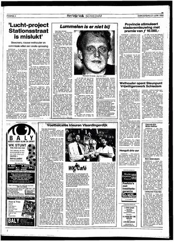 Het Vrije volk 1990-06-21