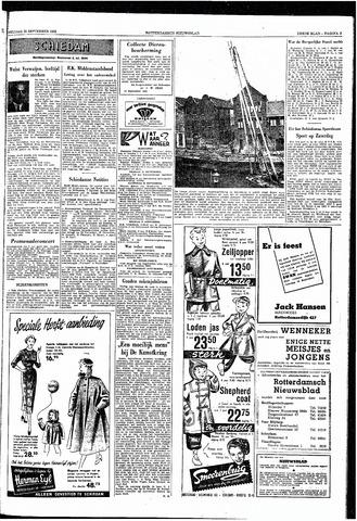 Rotterdamsch Nieuwsblad / Schiedamsche Courant / Rotterdams Dagblad / Waterweg / Algemeen Dagblad 1953-09-25