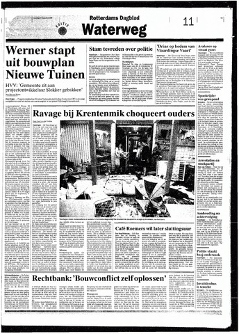 Rotterdamsch Nieuwsblad / Schiedamsche Courant / Rotterdams Dagblad / Waterweg / Algemeen Dagblad 1993-08-31
