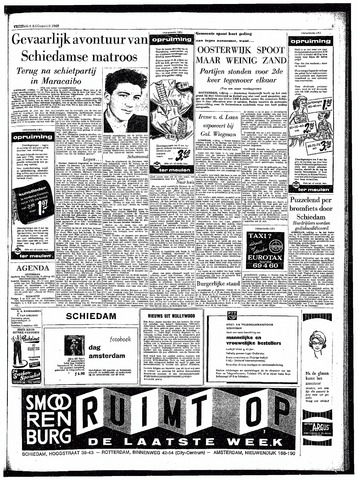 Rotterdamsch Parool / De Schiedammer 1963-08-02