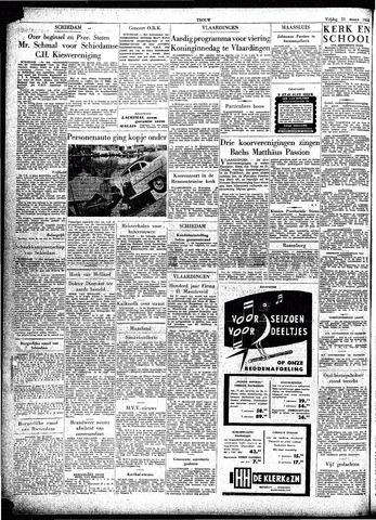 Trouw / De Rotterdammer | 21 maart 1958 | pagina 2