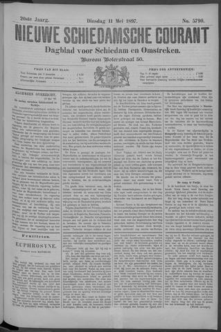 Nieuwe Schiedamsche Courant 1897-05-11