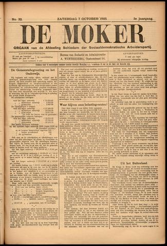 De Moker 1905-10-07