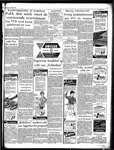 Rotterdamsch Parool / De Schiedammer 1962-06-01