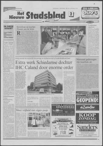Het Nieuwe Stadsblad 1998-09-03