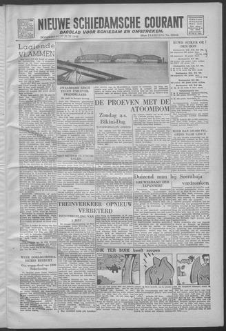 Nieuwe Schiedamsche Courant 1946-06-27