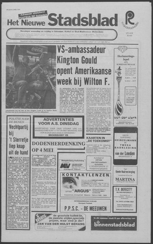 Het Nieuwe Stadsblad 1975-05-02