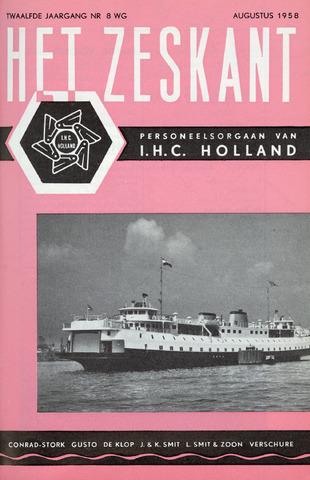 Het Zeskant 1958-08-01