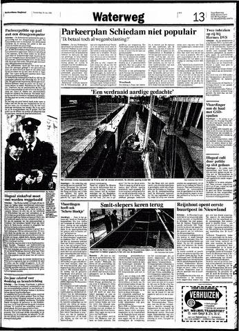Rotterdamsch Nieuwsblad / Schiedamsche Courant / Rotterdams Dagblad / Waterweg / Algemeen Dagblad 1991-05-16