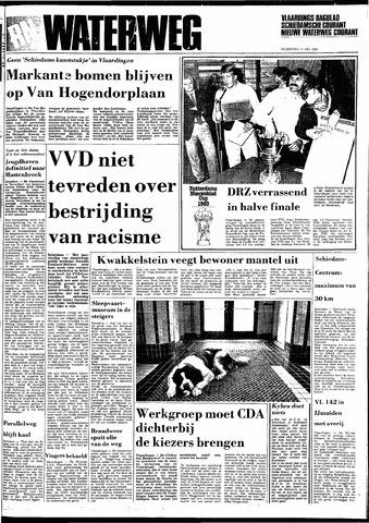 Rotterdamsch Nieuwsblad / Schiedamsche Courant / Rotterdams Dagblad / Waterweg / Algemeen Dagblad 1983-05-11