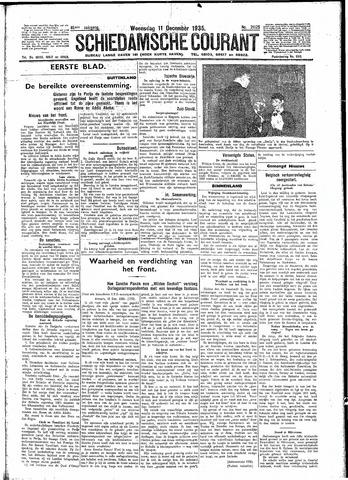 Schiedamsche Courant 1935-12-11