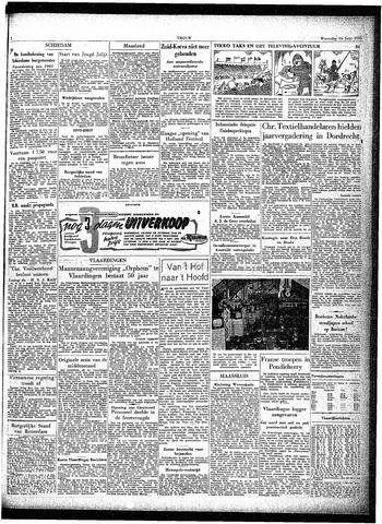 Trouw / De Rotterdammer 1954-06-16