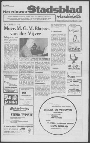 Het Nieuwe Stadsblad 1967-08-11