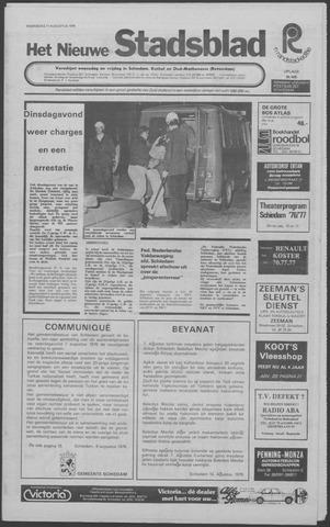 Het Nieuwe Stadsblad 1976-08-11