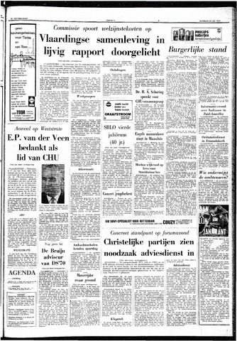 Trouw / De Rotterdammer 1970-05-23