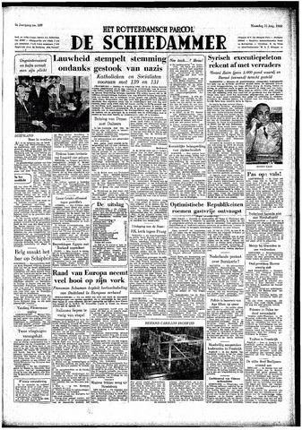 Rotterdamsch Parool / De Schiedammer 1949-08-15