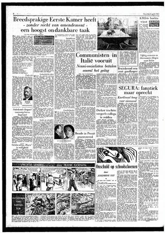 Rotterdamsch Parool / De Schiedammer 1957-04-08