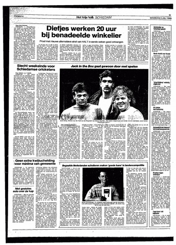 Het Vrije volk 1990-07-09