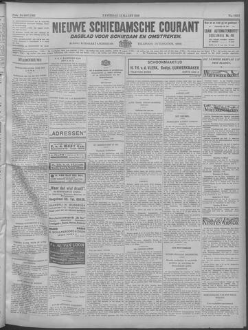 Nieuwe Schiedamsche Courant 1932-03-12