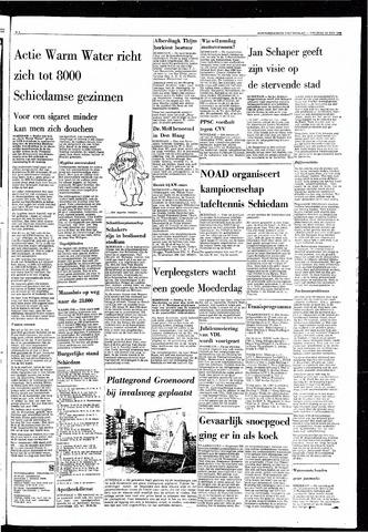 Rotterdamsch Nieuwsblad / Schiedamsche Courant / Rotterdams Dagblad / Waterweg / Algemeen Dagblad 1968-05-10