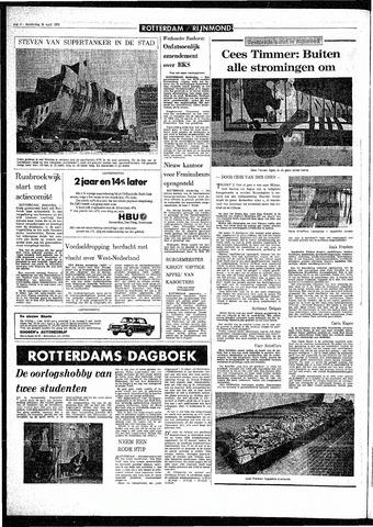 Rotterdamsch Parool / De Schiedammer 1970-04-30