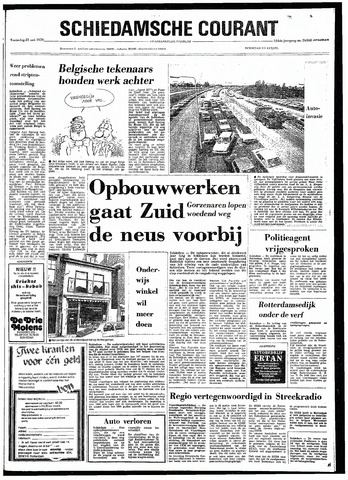 Rotterdamsch Nieuwsblad / Schiedamsche Courant / Rotterdams Dagblad / Waterweg / Algemeen Dagblad 1979-05-23
