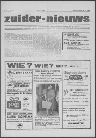 Zuider Nieuws 1968-02-22