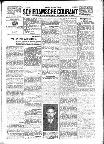 Schiedamsche Courant 1935-06-04