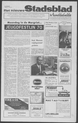 Het Nieuwe Stadsblad 1970-07-17