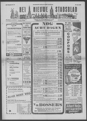 Het Nieuwe Stadsblad 1952-06-20