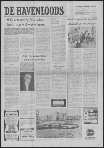 De Havenloods 1969-01-30