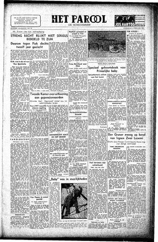 Rotterdamsch Parool / De Schiedammer 1947-02-05