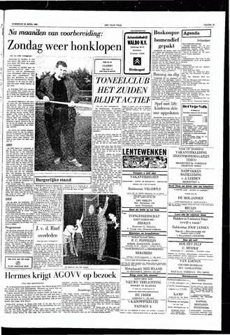 Het Vrije volk 1969-04-23